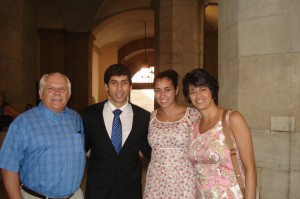 The Brnardic Family